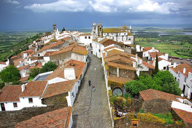 Évora, Mértola, Monsaraz… Les belles villes de l'Alentejo