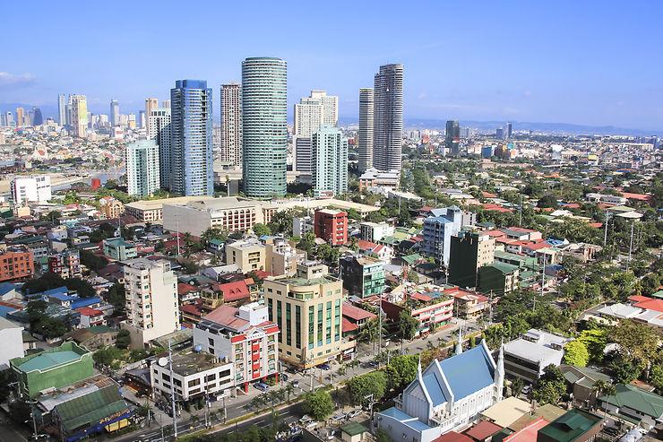 Makati, le Manille du 21e siècle