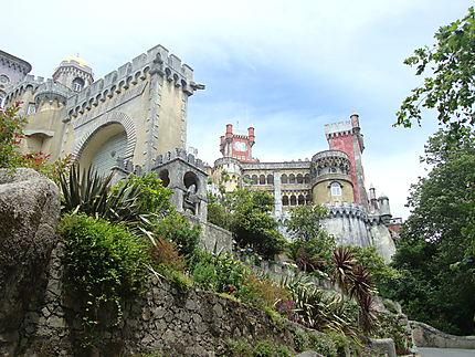 Sintra à côté de Lisbonne