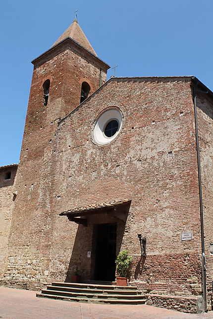 L'église Santo Michele e Jacopo