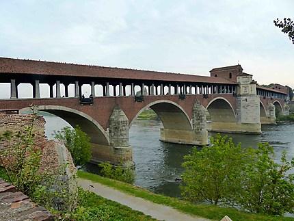 Pont Couvert de Pavia