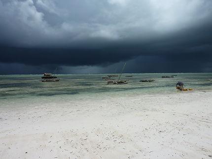 Plage mnenba island