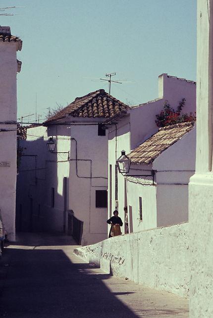 Les villages blancs ; Arcos de la Frontera