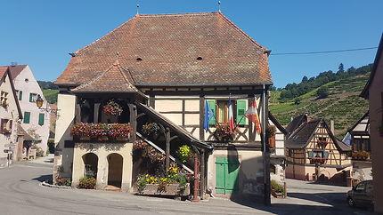 Maison authentique à Niedemorschwihr