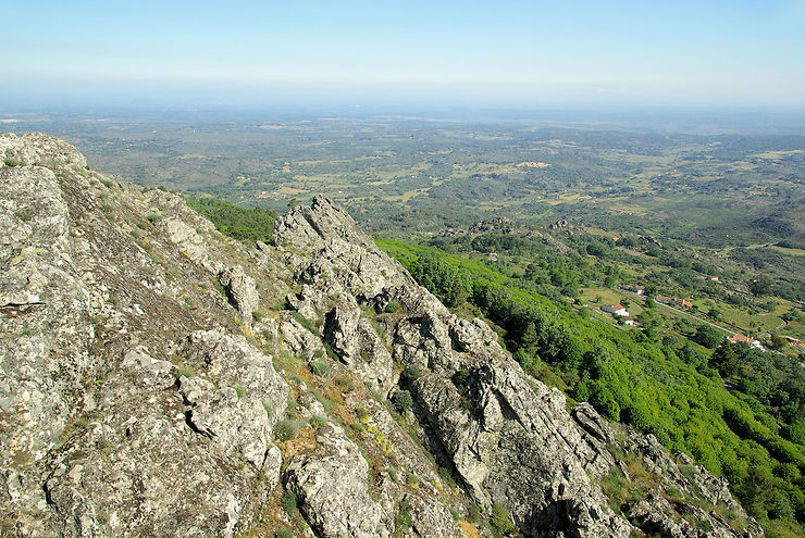 Balades dans la Serra São Mamede