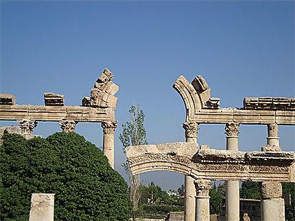 L'ancienne Héliopolis des Romains