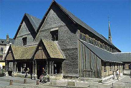 Eglise Ste-Catherine, Honfleur