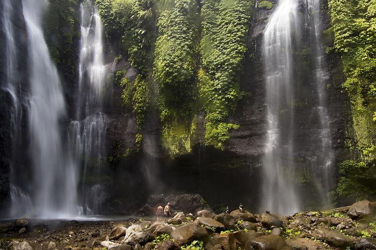 Sekumpul et Lemukih : les excursions
