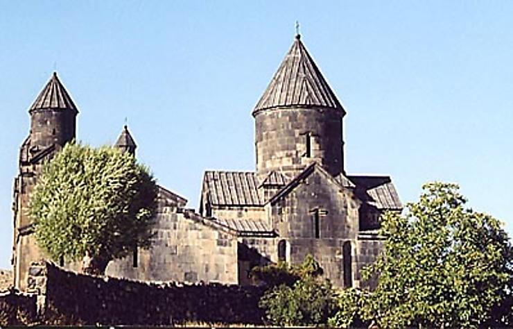 Erevan, capitale et porte d'entrée du pays