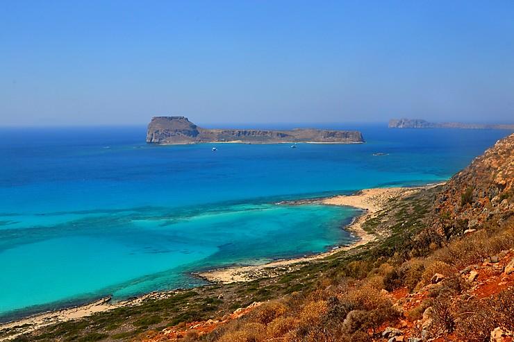 Presqu'île de Gramvoussa, Crète