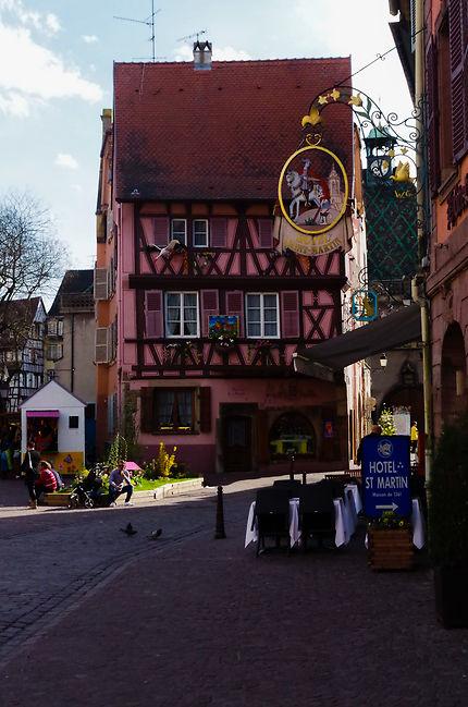 Maison alsacienne à Colmar