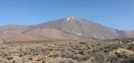 Volcan du Teide, Ténérife