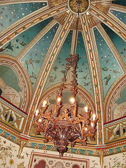 Plafond de Castell Coch