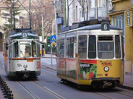 Iaşi - Course de tramways