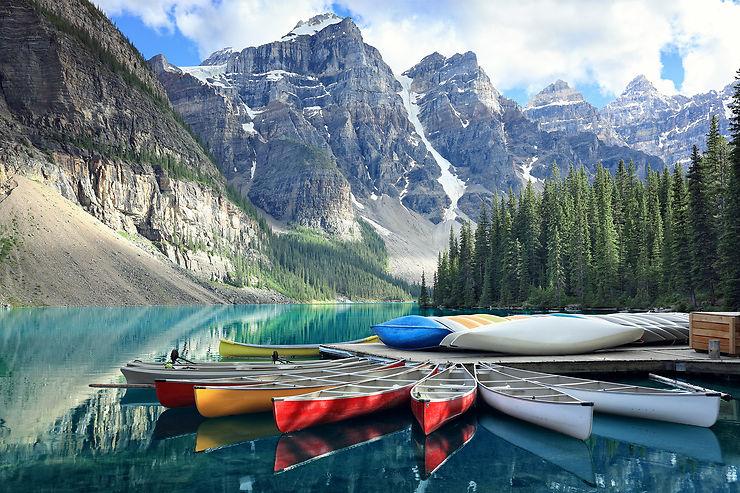 Canada - L'Alberta en trois étapes clés
