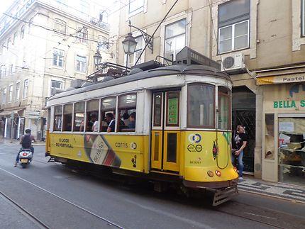 Tram - Lisbonne
