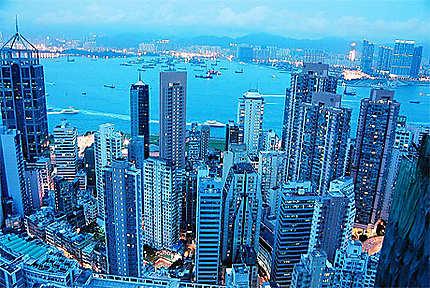 Baie de Hong-Kong
