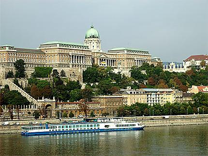 Au dessus du Danube