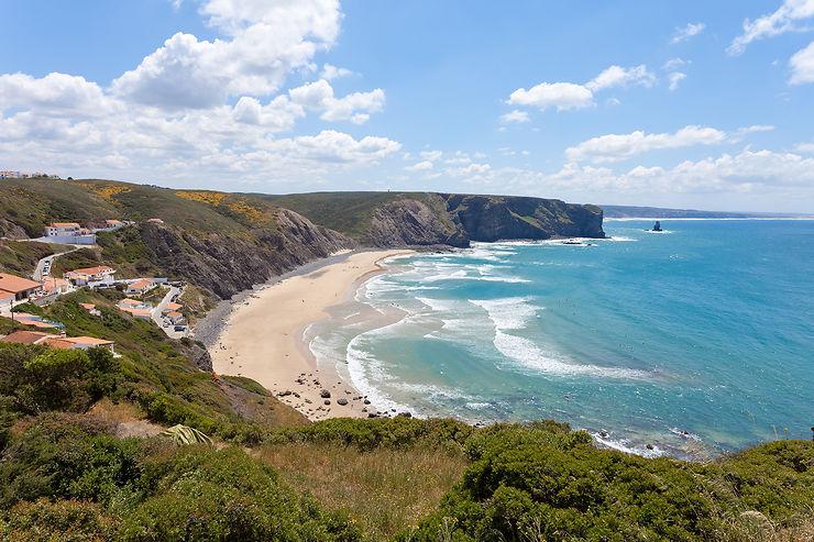 Parc naturel du Sud-Ouest alentejan et de la côte vicentine : plages et littoral
