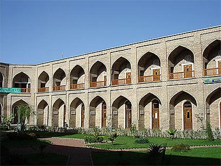 Cour de la Madrasa Koukeldach