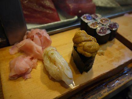 Sushis du Tsukiji