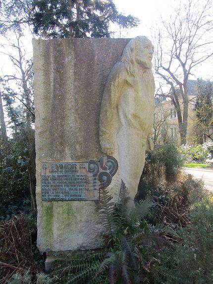 Monument à Glenmor