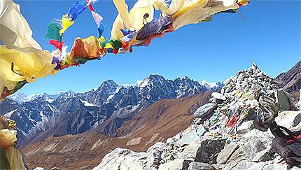 Népal, Chola-pass, 5334 m