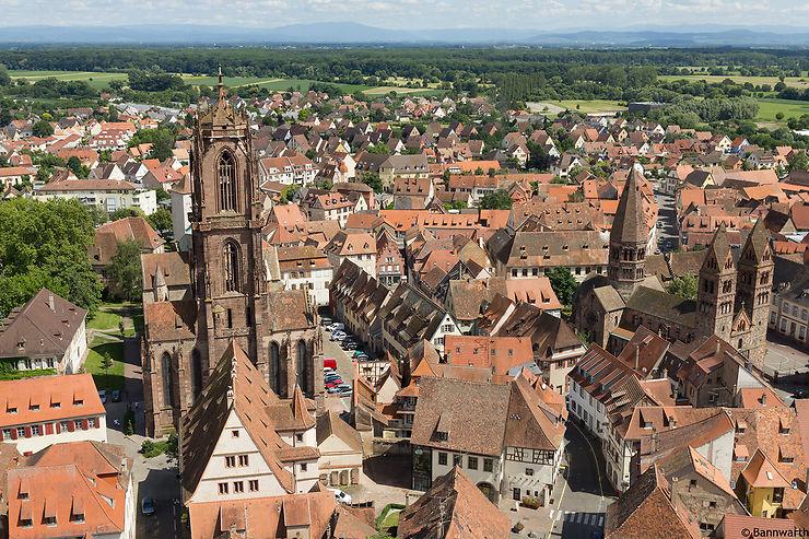 Sélestat, au cœur de l'Alsace