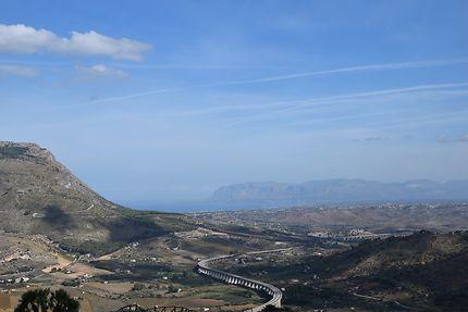 L'autoroute du temps des grecs ?