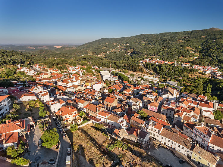 Monchique, Silves… les villages de l'intérieur