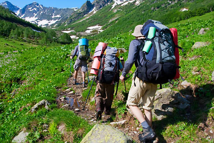 La randonnée, toute une histoire