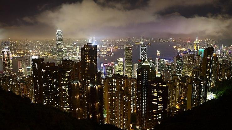 meilleur endroit pour se brancher à Hong Kong
