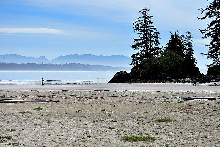 Long Beach, Île de Vancouver, Canada