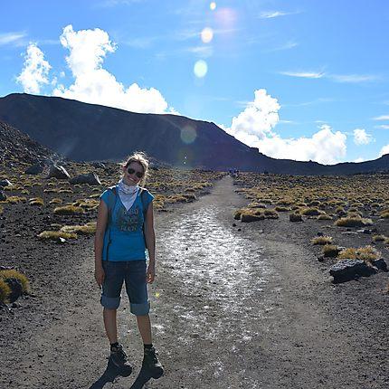 Hiking In Tongariro