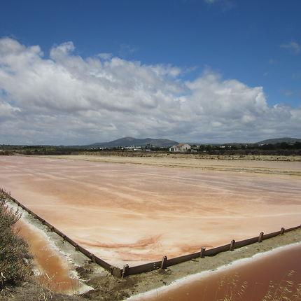 Marais salants, Fuseta, Algarve