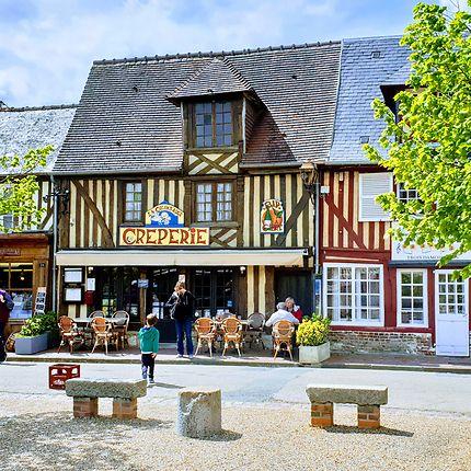 Unique village au patrimoine du Calvados