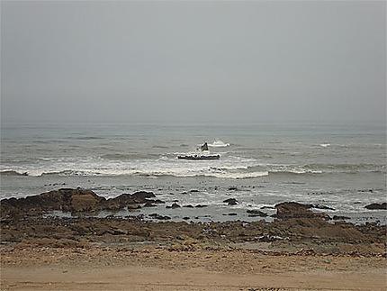 La côte de Swakopmund