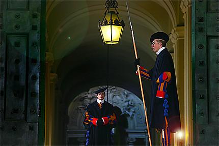 Les Zouaves Pontificaux