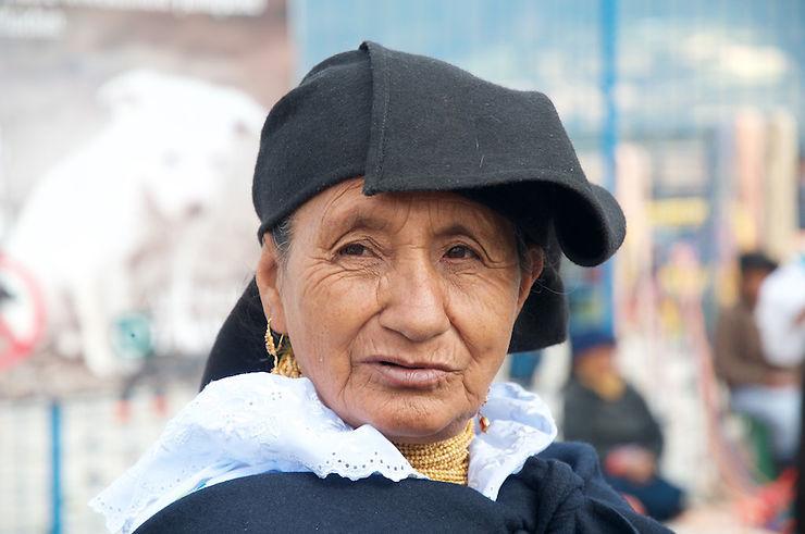 Otavalo, une ville équatorienne haute en couleur