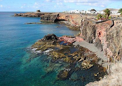 Playa Blanca à Lanzarote