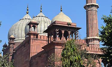 Jama Masjid (Grande Mosquée)