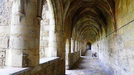 La Chartreuse Saint-Sauveur, cloître