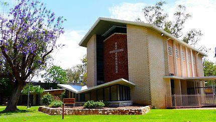 Eglise d'Alice Springs
