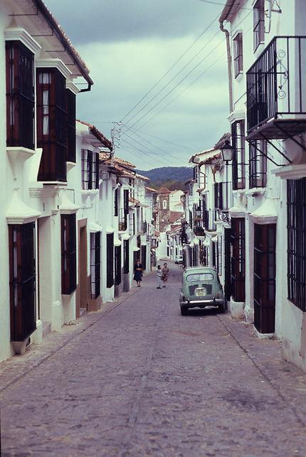 Village de Grazaléma