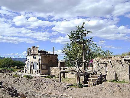 Village de Chupaderos