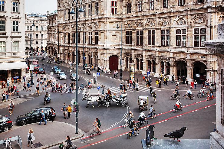 Vienne à vélo