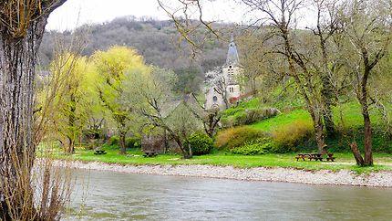 Eglise de Belcastel
