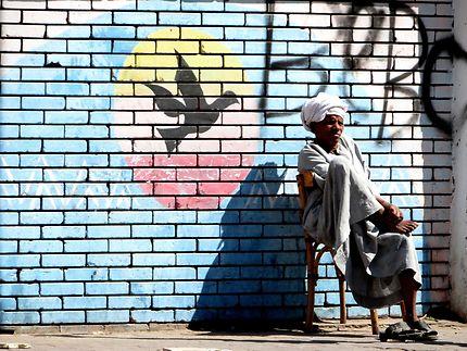 Scène de rue à Hurghada