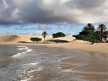 Cap vert plage