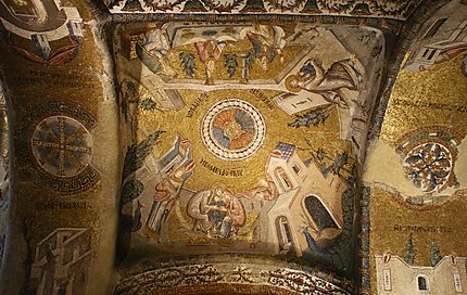 Istanbul : Eglise St Sauveur-in-Chora